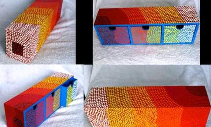 Puntuación 3D (9 colores)
