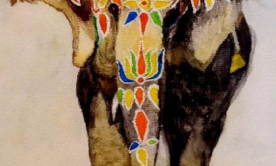 Elefante hindú
