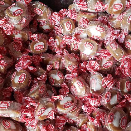 Bullseyes Caramel Creams 1/4 LB