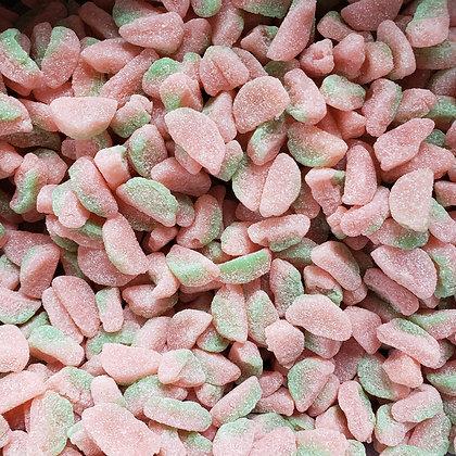 Sour Gummy Watermelons 1/4 LB