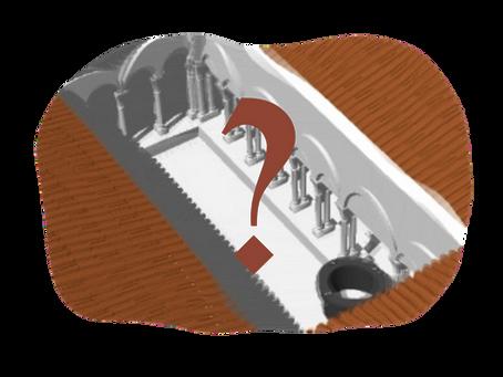 À quoi pouvait ressembler le cloître de Saint-Amand-de-Coly ?