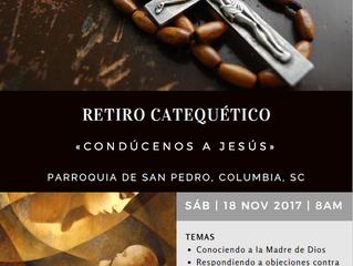 Retiro Catequético 2017