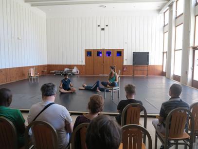 Mercredi 07 novembre - 16h : Répétition ouverte de la compagnie Émoi