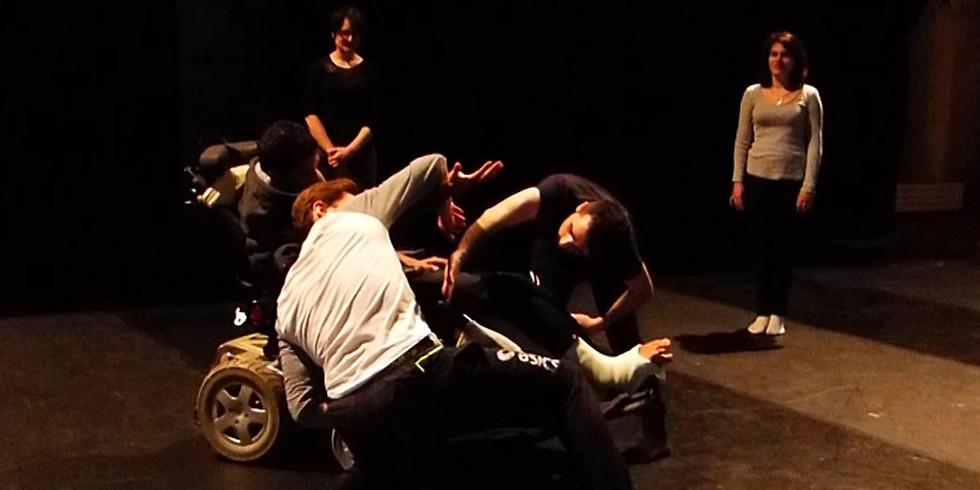 Atelier danse & théâtre avec la compagnie La Réciproque