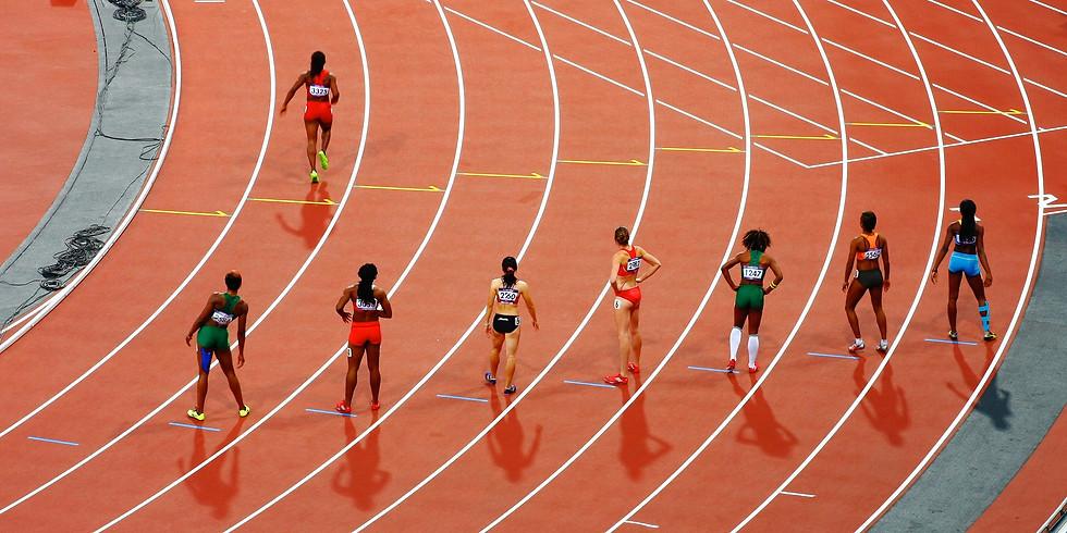 SPECTACLE - Olympicorama - Epreuve 1 - Le 400 mètres / Cie Vertical Détour