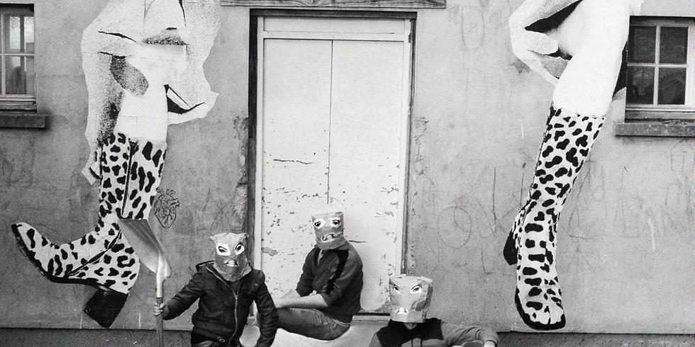SORTIE DE RÉSIDENCE - La perruque d'Andy Warhol / Cie La Mandale