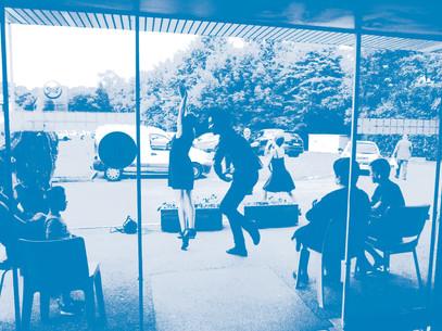 29 - 30 novembre > Restitution des ateliers Mobile menés de la cie pm