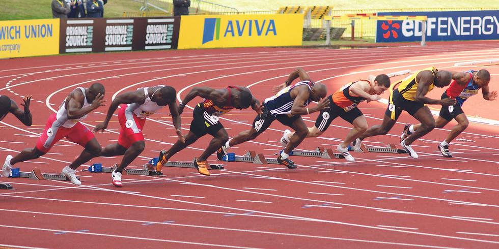 SPECTACLE - Olympicorama / Epreuve 4 - Le 100 mètres