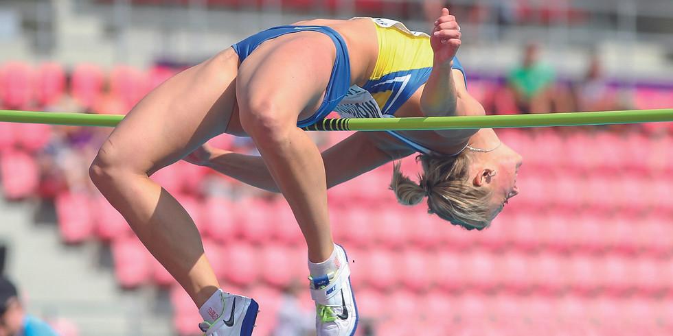 SPECTACLE - Olympicorama / Epreuve 3 - Le saut en hauteur