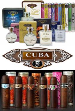 PERFUMES CUBA