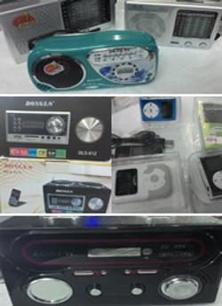RÁDIOS - MP3 - MP4