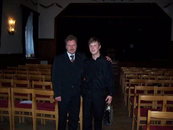 S Igorom Vlachom