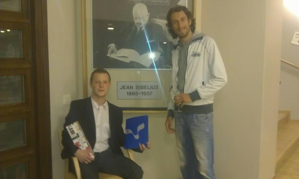 Uspesne ukončenie Bc/Sibelius Academy