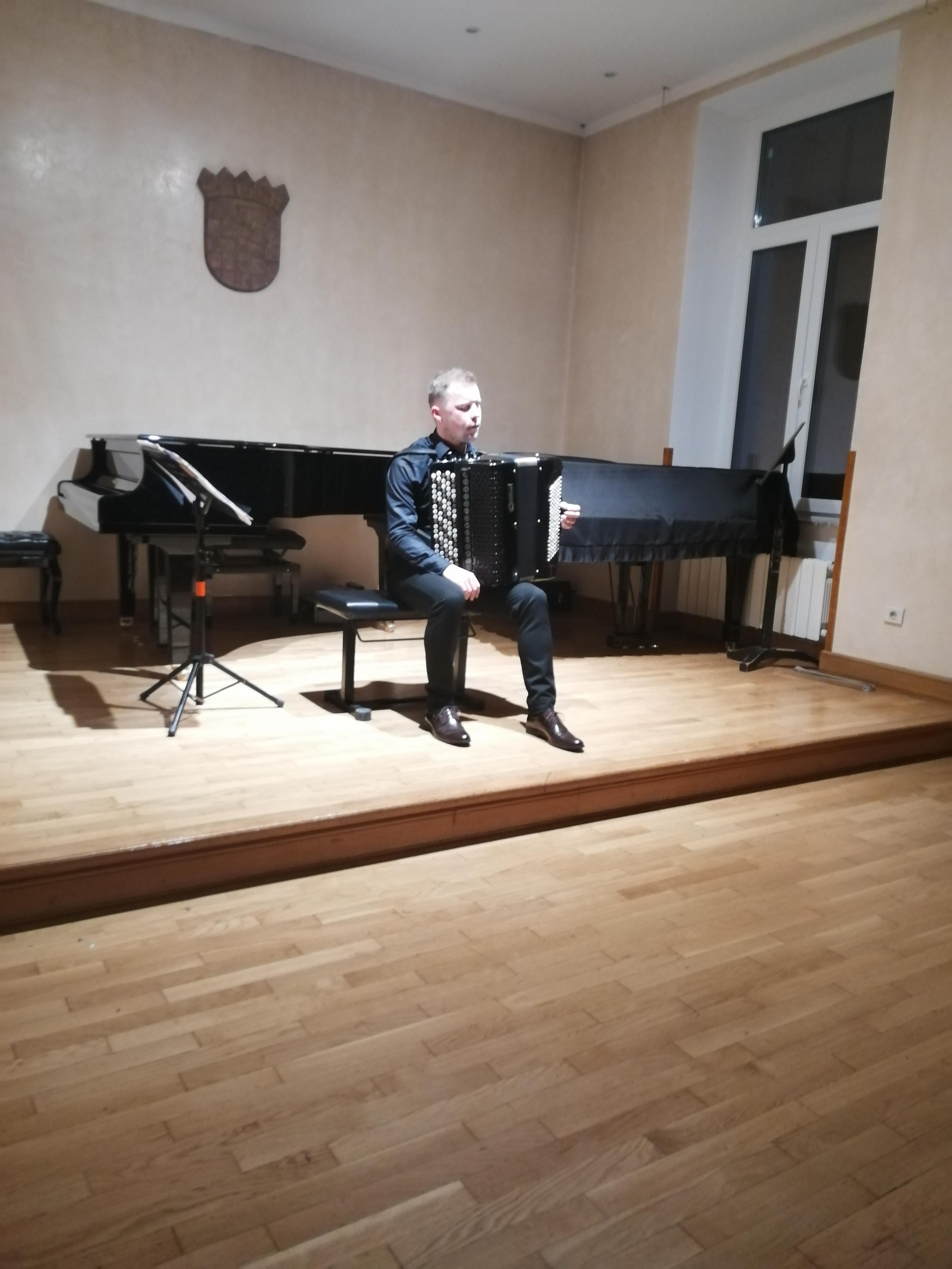 Koncert Rijeka/Chorvatsko