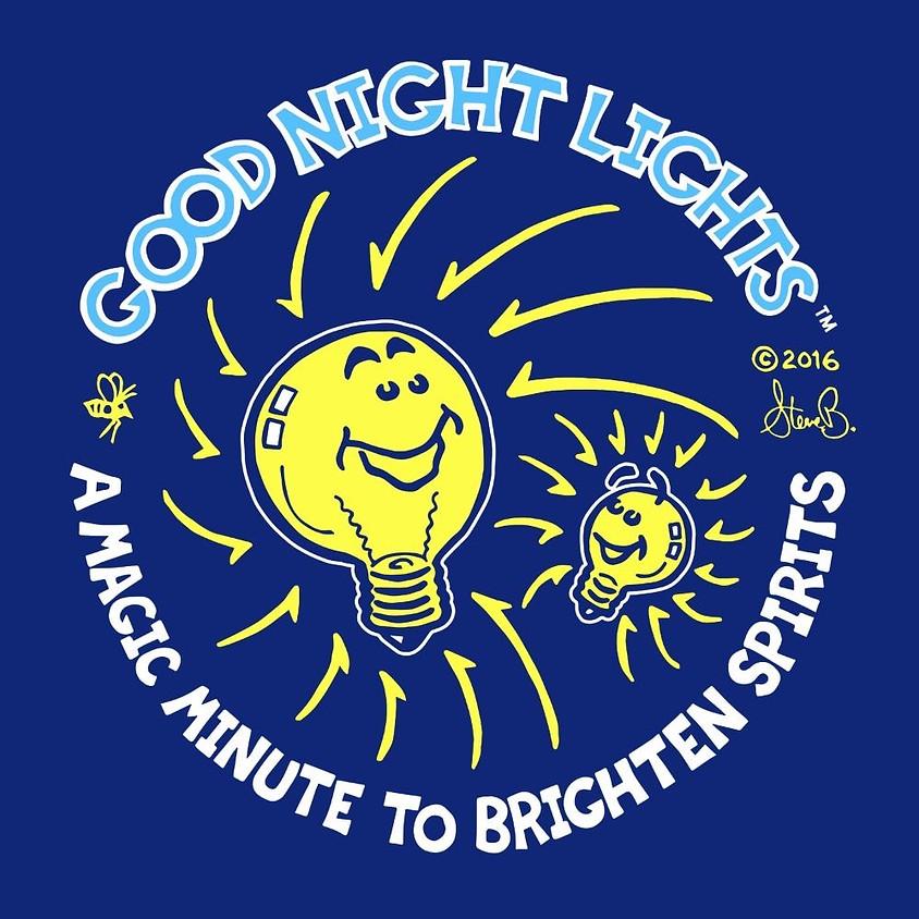 Good Night Lights Honoring Gianna