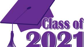 Class of 2021 Scholarship Award Recipients