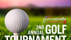 Registration Open! 2nd Annual Golf Tournament