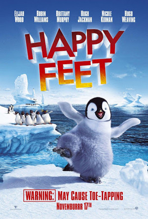 Happy Feet Animated Film