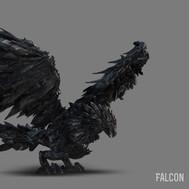 Momotaro bird concept