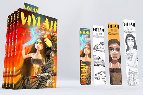 WYLAH Book + Bookmark