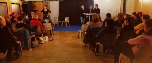 théâtre d'improvisation à Bourges