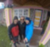 Patxi, Barraca y Sergi ya estan en Bhimt