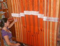 Card weaving- Gonit Porat