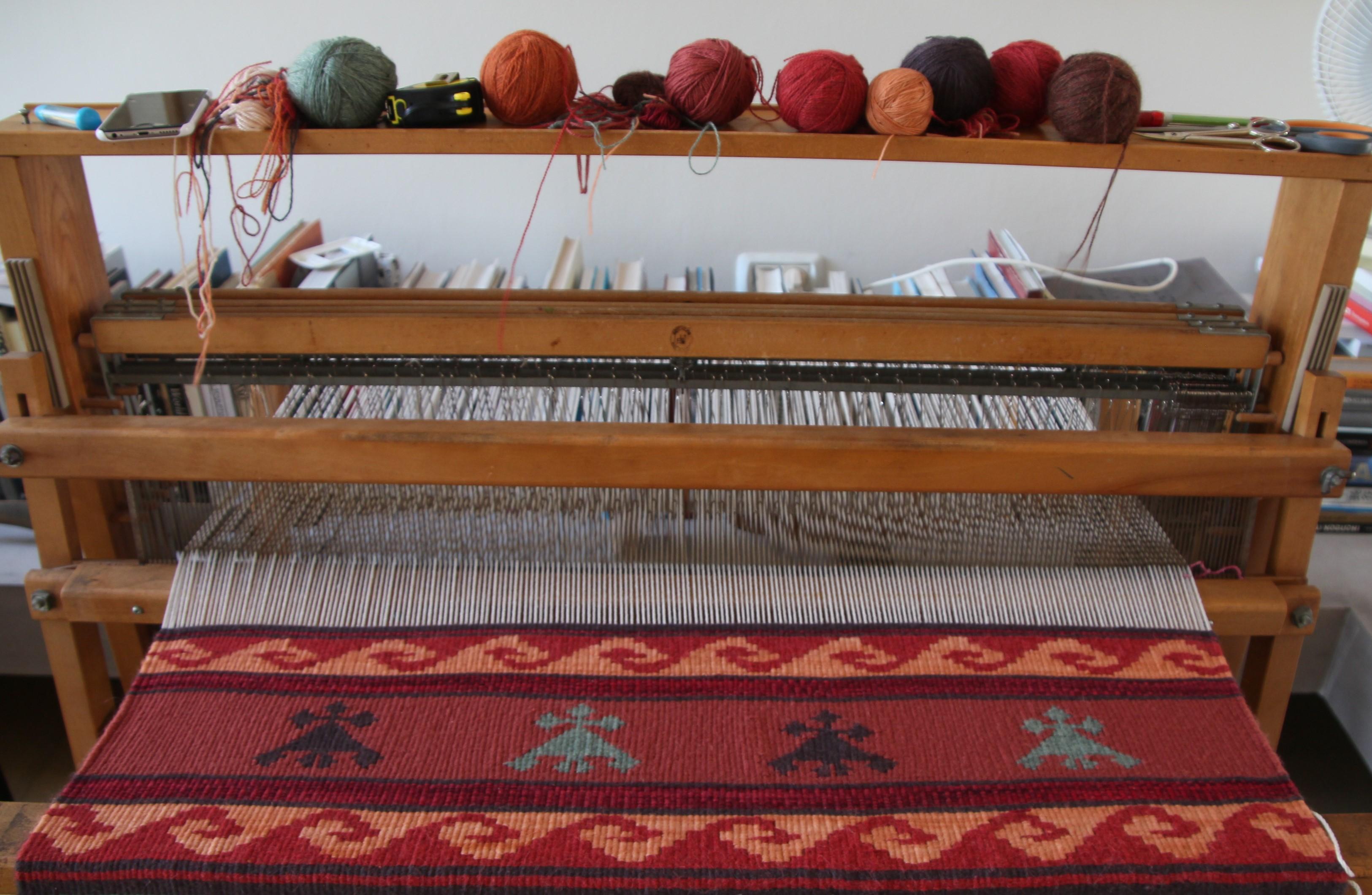 שטיח קילים פרי ידיה של חלי