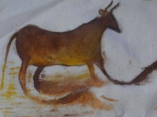 ציור באדמות