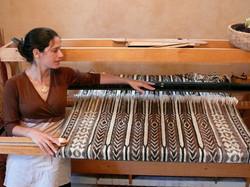 Tablet weaving-  Gonit Porat