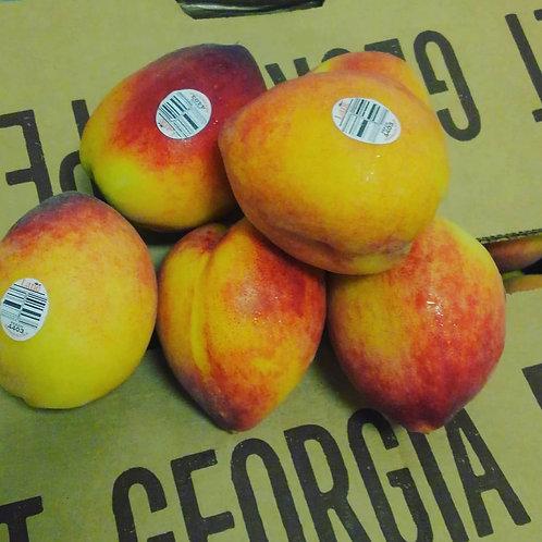 Peaches - GA Grown - Half Dozen