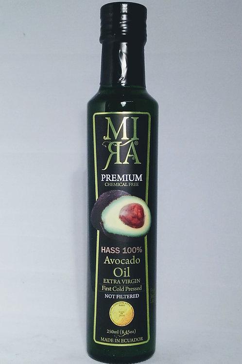 Avocado Oil 100% Haas - 250ml Cold First Press