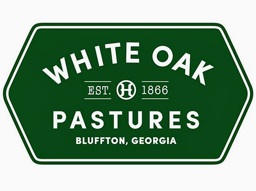 Ground Beef - 1lb White Oak Pastures