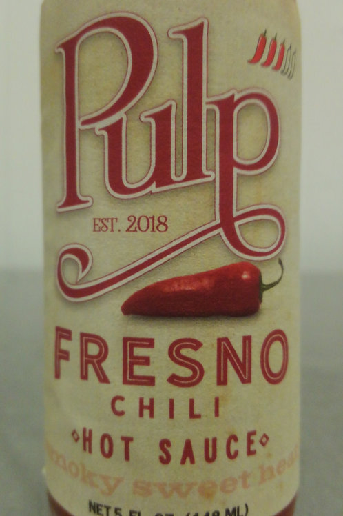 Pulp Fresno Chile Hot Sauce - 8oz