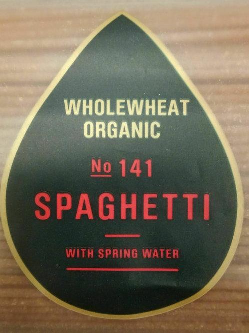 Spaghetti - Whole Wheat Organic 8oz