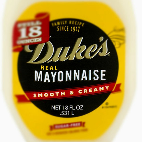 Duke's Mayonnaise 32oz