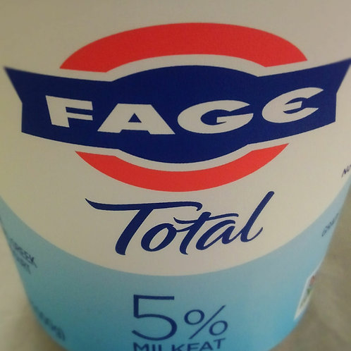 Yogurt, Fage 32oz Greek 5% whole milk