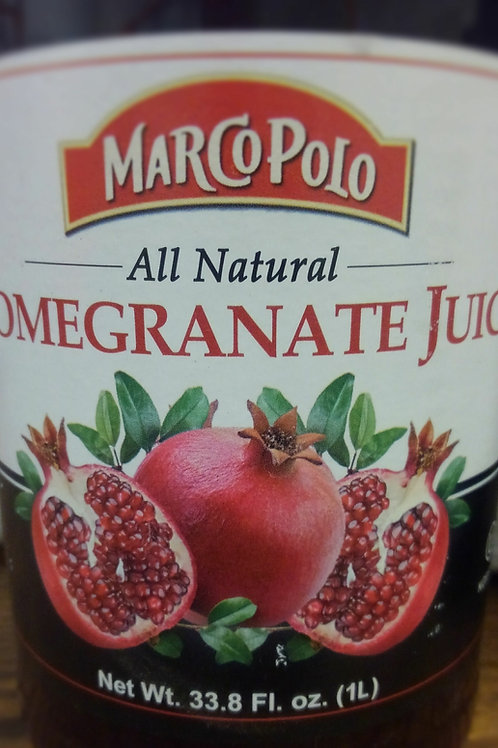 Pomegranate Juice, 33.8 oz