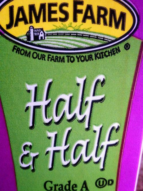Half & Half - Quart