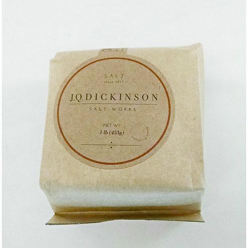 Sea Salt - JQ Dickinson 1lb.