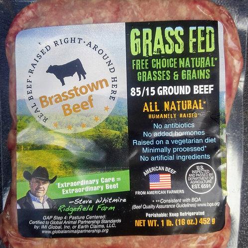 Ground Beef - 1lb Brasstown Beef