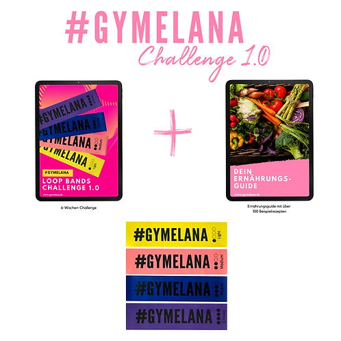 Loop Bands Set + #Gymelana Challenge 1.0