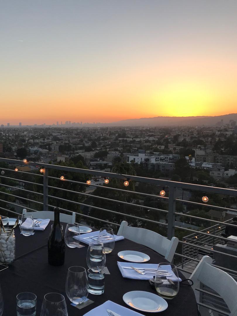 Secret Sunset Supper Club