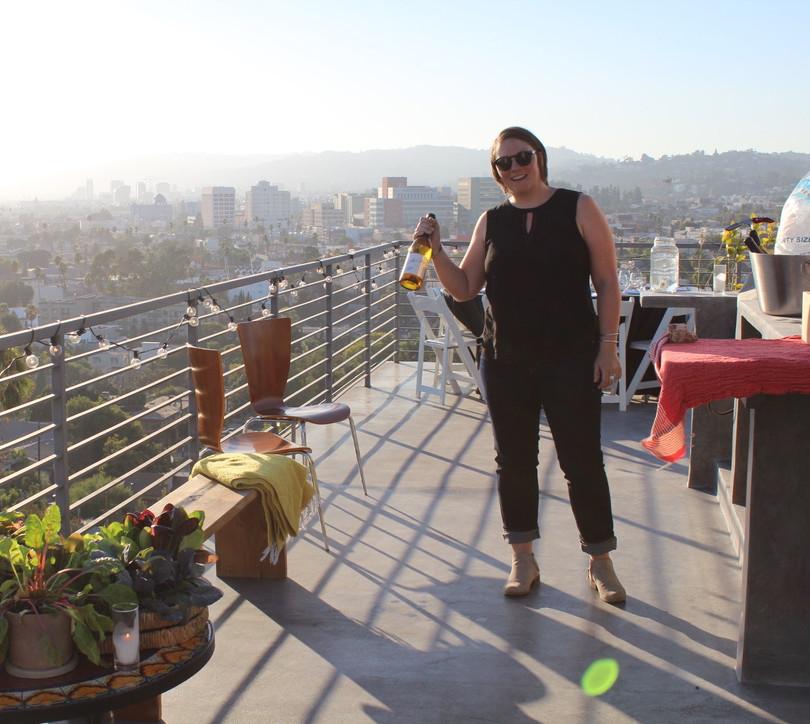 Maggie Tillman, Alta Colina Winery