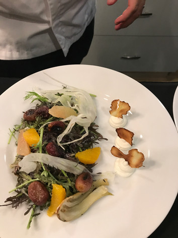 Salad - Chef Marco Caballero