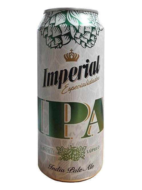 Cerveza IMPERIAL IPA  lata 473cc
