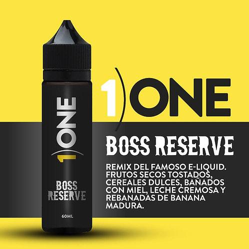ONE BOSS RESERVE