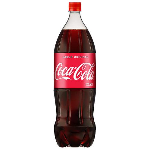 Gaseosa Coca Cola 2.25 l.