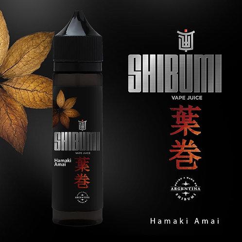 Shuibumi HAMAKI AMAI