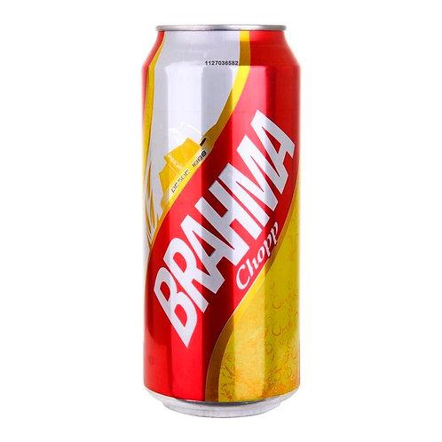 Cerveza BRAHMA lata 473cc